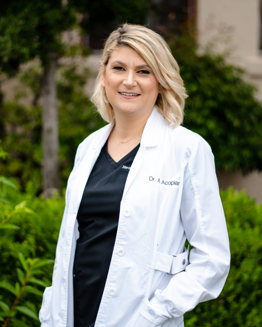 Dr. Anna Acopian, North Brand Dental Glendale